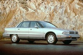 1992 Oldsmobile Ninety Eight Touring