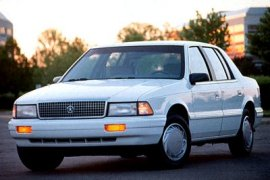 1992 Plymouth Acclaim