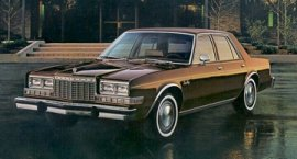 1992 Plymouth Gran Fury