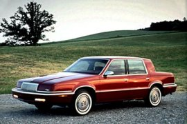 1993 Chrysler New Yorker Salon