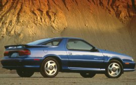 1993 Dodge Daytona Iroc