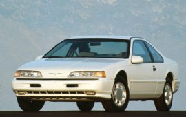 1993 Ford Thunderbird LX