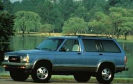 1993 GMC Jimmy 4-Door