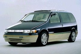 1993 Mercury Villager Nautica Edition