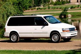 1993 Plymouth Voyager LE AWD