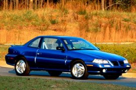1993 Pontiac Grand Am SE