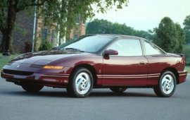 1993 Saturn SC2 Coupe