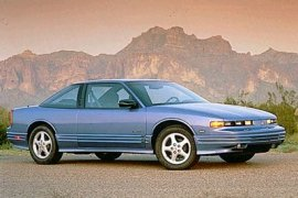1994 Oldsmobile Cutlass Supreme SL Coupe