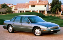 1995 Buick Regal Limited