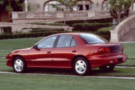 1995 Pontiac Sunfire SE Sedan