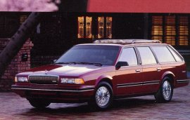 1996 Buick Century Special Wagon