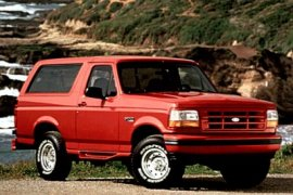 1996 Ford Bronco Sport