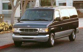 1998 Ford Club Wagon XLT