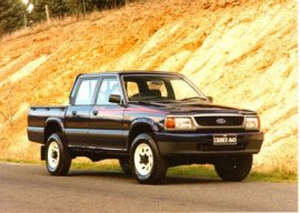 1998 Ford Courier Crew
