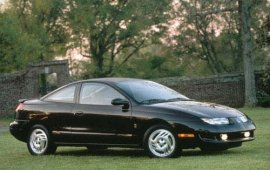 1998 Saturn S-Series SC2 Coupe