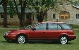1998 Saturn S-Series SW2 Wagon