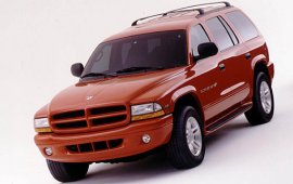 2000 Dodge Durango RT