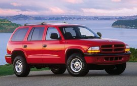 2000 Dodge Durango SLT Plus
