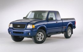 2001 Ford Ranger Supercab Edge