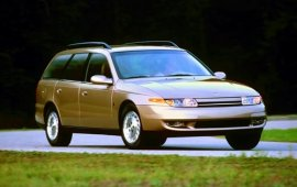 2001 Saturn L-Series LW300 Wagon