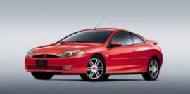 2002 Mercury Cougar XR7