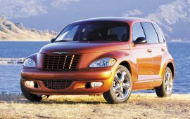 2003 Chrysler PT Cruiser Dream Cruiser
