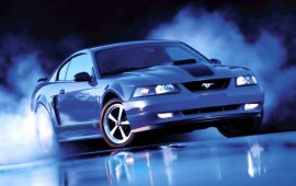 2003 Ford Mustang Mach