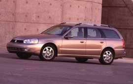 2003 Saturn L-Series LW300 Wagon
