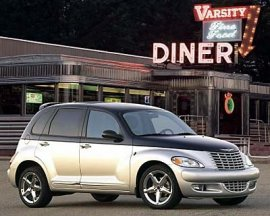 2004 Chrysler PT Cruiser Dream Cruiser