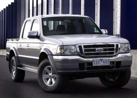2004 Ford Courier XLT Crew Cab