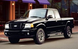 2004 Ford Ranger Tremor Supercab