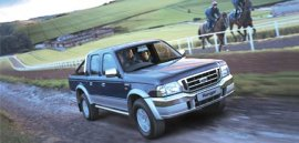 2004 Ford Ranger UK Version