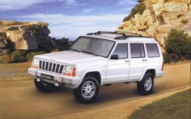 2004 Jeep Super Cherokee