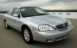 2004 Mercury Sable LS
