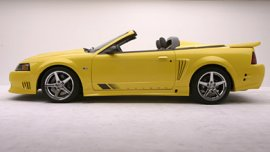 2004 Saleen Mustang S281 Extreme