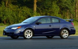 2004 Saturn Ion Redline Coupe