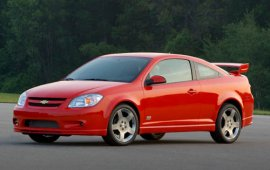 2005 Chevrolet Cobalt SS Coupe