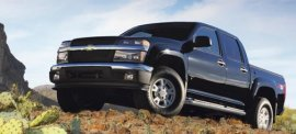 2005 Chevrolet Colorado X71 Crew Cab