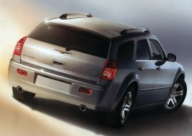 2005 Chrysler 300C Touring