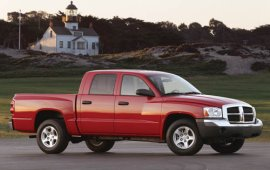 2005 Dodge Dakota Quad Cab Laramie