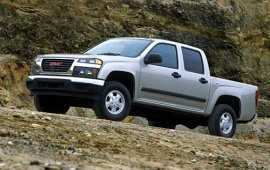 2005 GMC Canyon Crew Cab