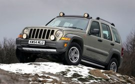 2005 Jeep Cherokee Renegade