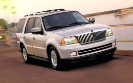 2005 Lincoln Navigator Ultimate Edition