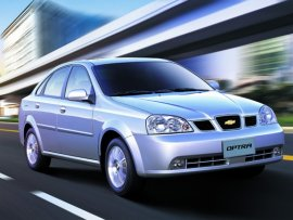 2006 Chevrolet Optra Indonesia