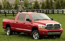 2006 Dodge Mega Cab