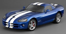 2006 Dodge Viper SRT10 Coupe