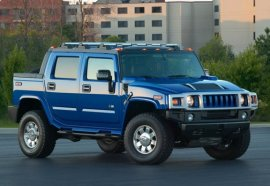 2006 Hummer H2 SUT Special Edition
