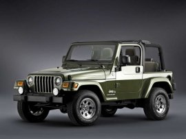 2006 Jeep Wrangler 65th Anniversary Edition