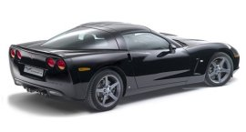 2007 Chevrolet Corvette Victory Edition European Spec