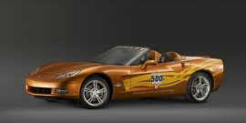 2007 Chevrolet Corvette Z06 Indy Pace Car Edition